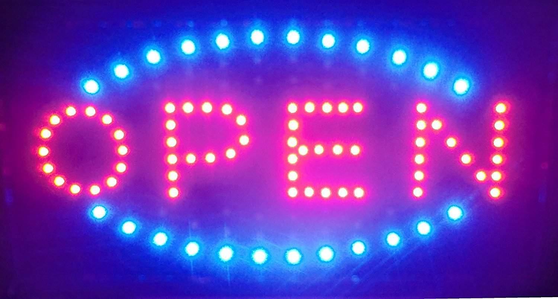 Perch non mettere l 39 insegna open 16dee sedicidee for Insegne al neon milano