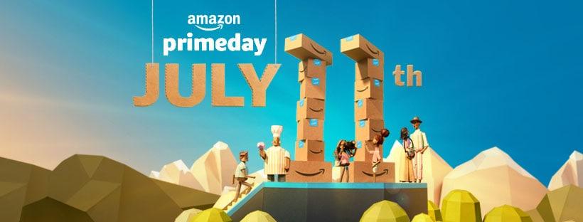 16DEE Amazon Prime Day - una giornata di sconti folli su tantissimi prodotti